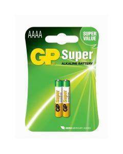 Batteri AAAA LR61 2-pack