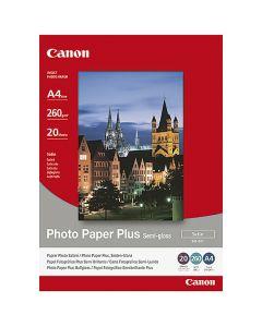 Fotopapper Canon SG-201 A4 260g 20ark/fp