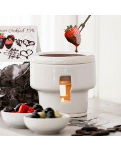 Chokladfondue set