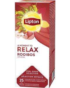 Te Lipton Rooibos Spice 25/Fp