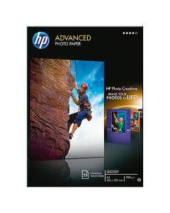 Fotopapper HP Advanced Glossy A4 250g 25ark/fp