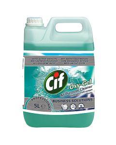 Allrent Cif Professional Oxy-Gel 5L