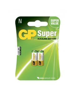 Batteri GP Super Alkaline LR1 2st/fp