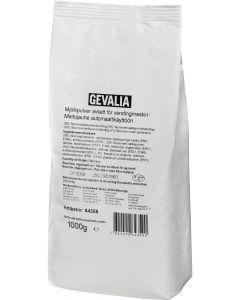 Mjölkpulver Gevalia torrmjölk för kaffemaskin 1kg 10st/krt
