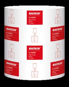 Torkpapper Katrin Classic M Coreless 1-lags 320m 6rl/fp