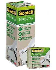 Scotch Magic Tape - A Greener Choice