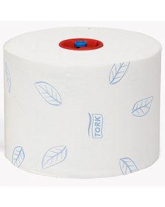 Toalettpapper Tork T6 Premium Mid-size 2-lags mjukt 27st/fp