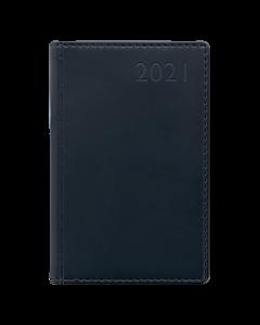Almanacka Letts Verona Mini 2021 svart