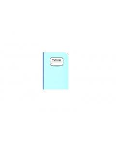 Tidbok 'Den Blå' A5