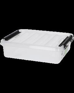 Förvaringsbox SmartStore 21x17x6cm transp.