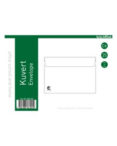 Kuvert Konsumentförpackade