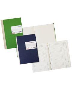 Bokföringsböcker A-linjering och I-linjering