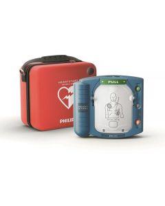Hjärtstartare Philips HeartStart HS 1 inkl. väska