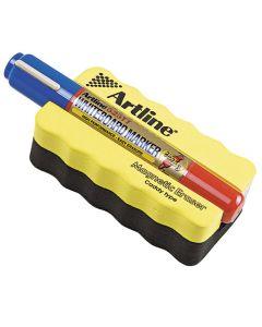 Taveltorkare med penna Artline