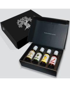 Flavour Box Smaksatt Olivolja 4x100 ml