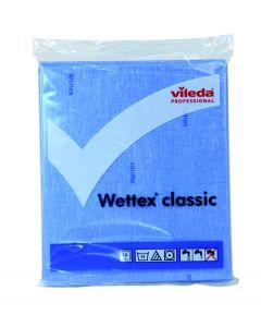 Diskduk Wettex Classic blå 10st/fp