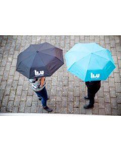 Paraply, svart LIU