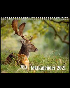 Alm. Burde Väggkalender Jaktkalender