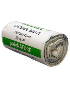 Plastpåsar och säckar polyNATURE