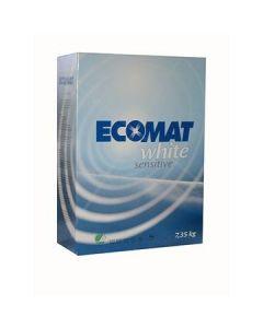 Tvättmedel Ecomat White Sensitive 7,35kg
