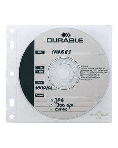Cd/dvd-ficka 140x127 10/fp