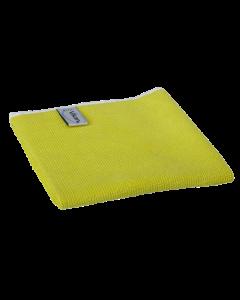 Microfiberduk Vikan Basic gul 32x32cm 5st/fp