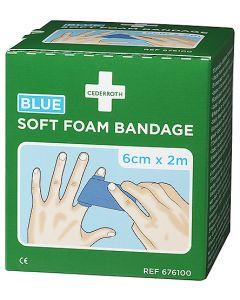 Plåster/Bandage Cederroth Soft Foam 676100