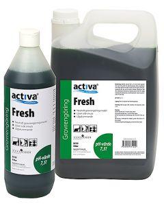 Grovrengöring Activa Fresh