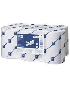 Papper Handduk H13 2-lag vit 143mX247mm