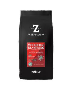 Kaffe Zoega Mollbergs Hela Bönor 750g