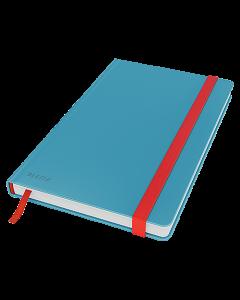 Anteckningsbok Leitz Cosy A5 linjerat blå