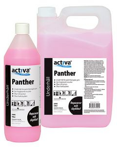 Allrengöring Activa Panther
