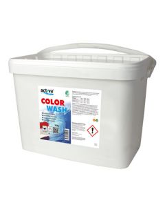 Tvättmedel Activa Color Wash 10 kg