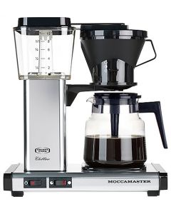 Kaffebryggare Moccamaster KB952AO silver