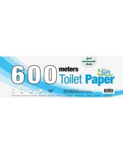 Toalettpapper T4 2-lags 50m/rl 48rl/fp