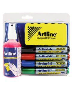 Rengöringskit Artline Whiteboard