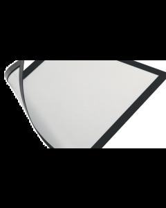Magnetram Duraframe Sun statisk 50x70cm svart
