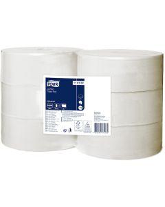 Toalettpapper Tork T1  Jumbo 1-lag 6rl/fp