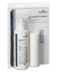 WB-rengöring duk + spray 250 ml