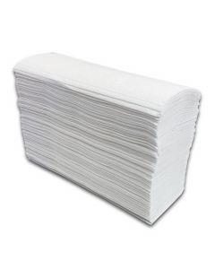 Pappershandduk Kontorab H2 Z-vikt 2400st/krt
