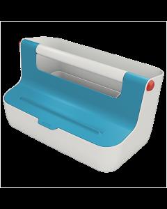 Förvaringsbox Leitz Cosy bärbar blå