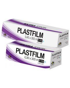 Plastfilm 300 m x 45 cm