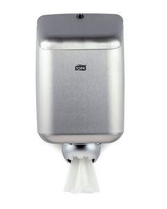 Handtorkhållare Tork M2 rostfri