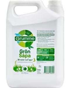 Grönsåpa Grumme 5L