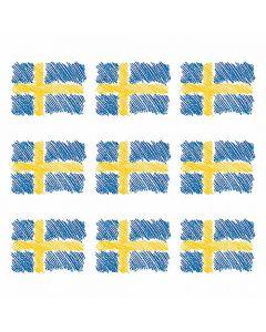 Servetter Papstar Nordic Edition