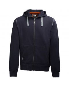 Hoodtröja Helly Hansen Oxford zip herr