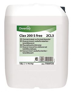 Tvättförstärkare Clax 200 S free 10L