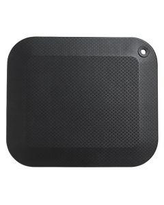 Ståmatta StandUp Easy 60x52 cm svart