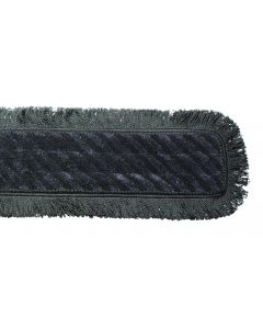 Kardborrmopp Activa Black 60 cm