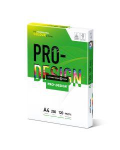 Papper Pro Design A4 120g 250st/fp